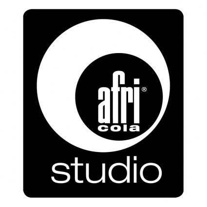free vector Afri cola studio