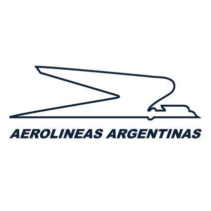 free vector Aerolineas argentinas 1