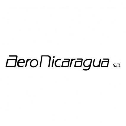 free vector Aero nicaragua