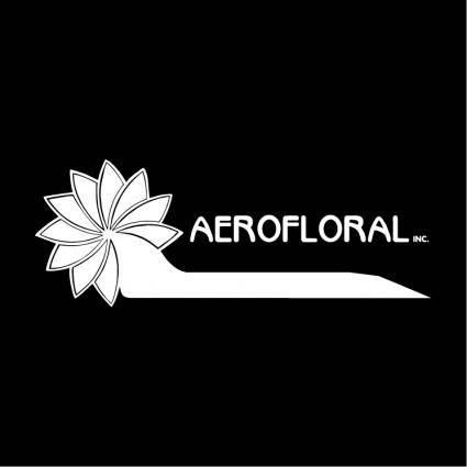 free vector Aero floral inc