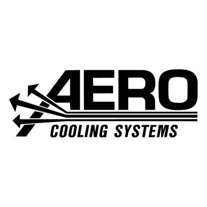 Aero cooling systems