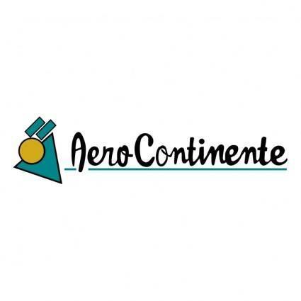 free vector Aero continente