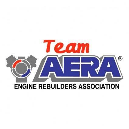 free vector Aera team