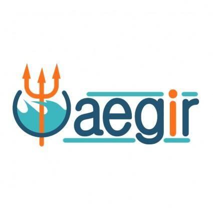 free vector Aegir