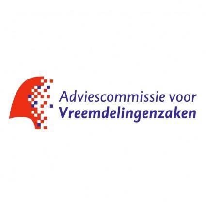 free vector Adviescommissie voor vreemdelingenzaken