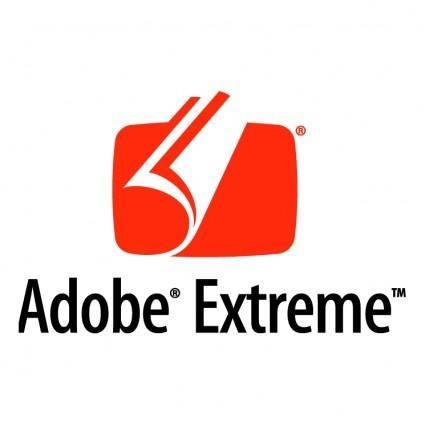 Adobe extreme