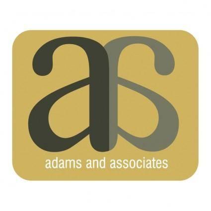 free vector Adams and associates