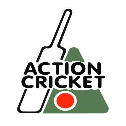 free vector Action cricket