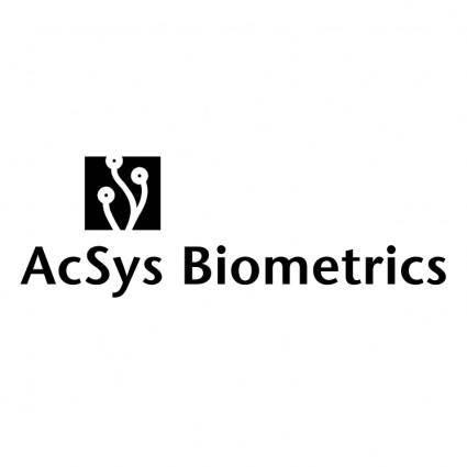 Acsys biometrics