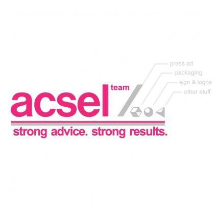 free vector Acsel
