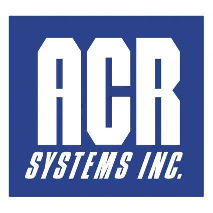 free vector Acr systems