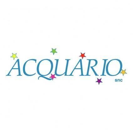 free vector Acquario