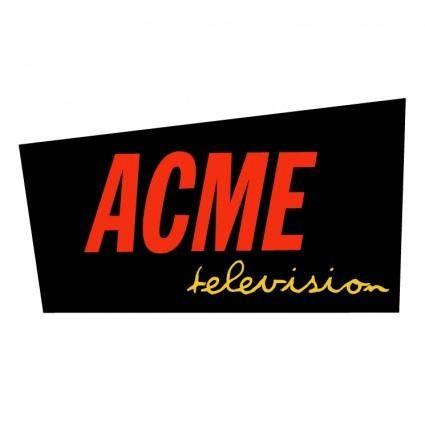free vector Acme television
