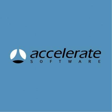 free vector Accelerate siftware