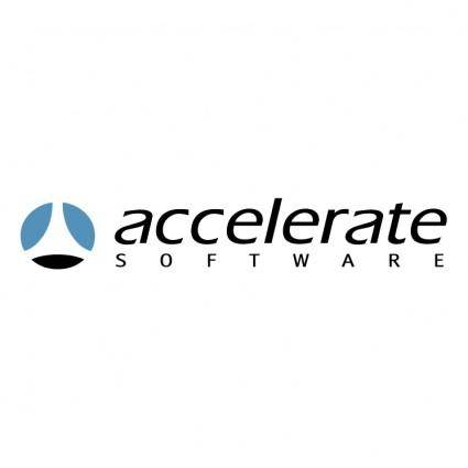 Accelerate siftware 0
