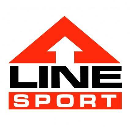 free vector A line sport