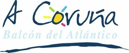free vector A coruna balcon del atlantico