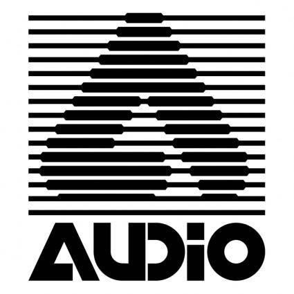 free vector A audio