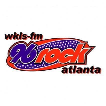 96 rock wkls fm