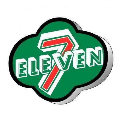 free vector 7 eleven 5
