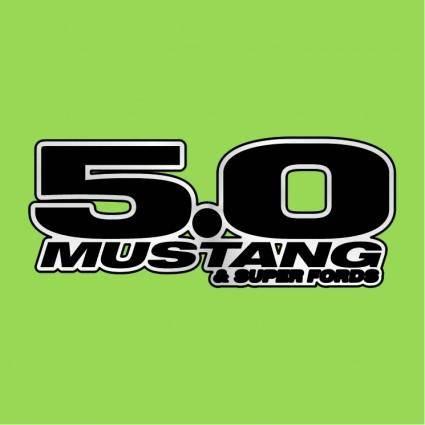 50 mustang
