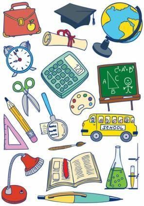 free vector Teaching aids 04 vector