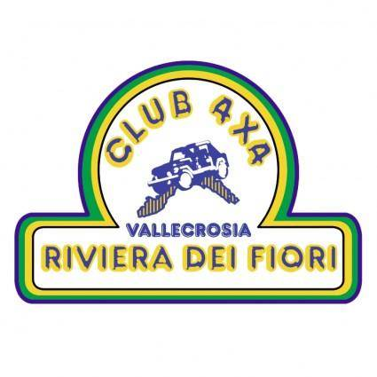 free vector 4x4 club 0