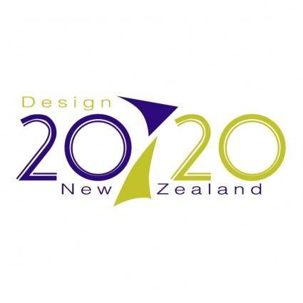 free vector 2020 design new zealand
