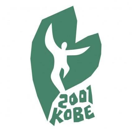 2001 kobe