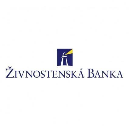 free vector Zivnostenska banka 0