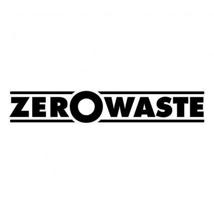 free vector Zerowaste