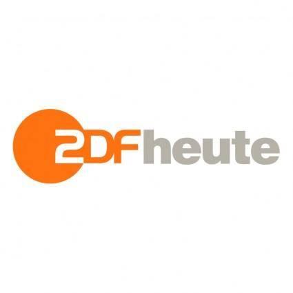 free vector Zdf heute