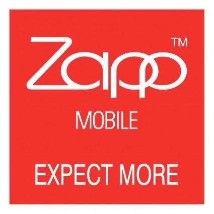 free vector Zapp mobile