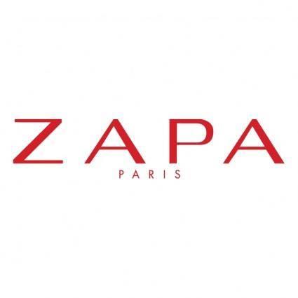 free vector Zapa