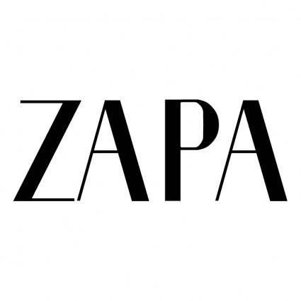 free vector Zapa 0