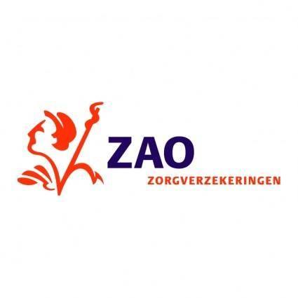 free vector Zao zorgverzekeringen 0