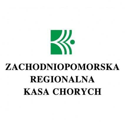 free vector Zachodniopomorska regionalna kasa chorych