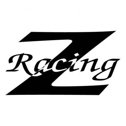 free vector Z racing