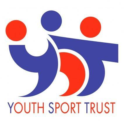 free vector Youth sport trust