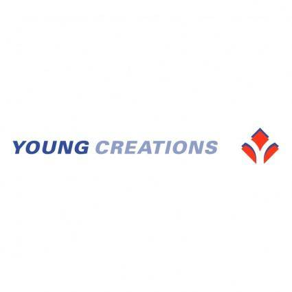 free vector Young creations