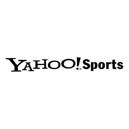 free vector Yahoo sports 3