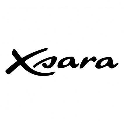 free vector Xsara