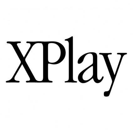 free vector Xplay