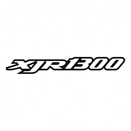 free vector Xjr1300