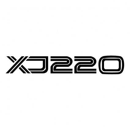 free vector Xj220