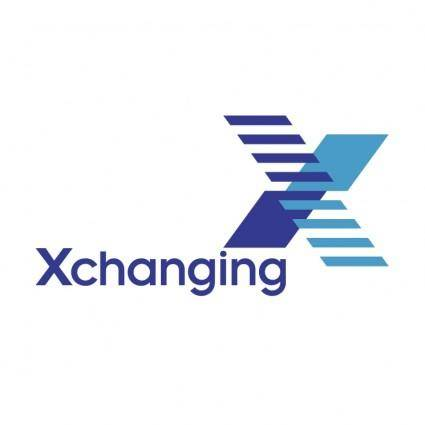free vector Xchanging