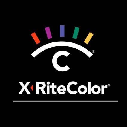 free vector X ritecolor