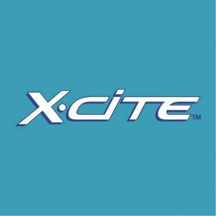 X cite