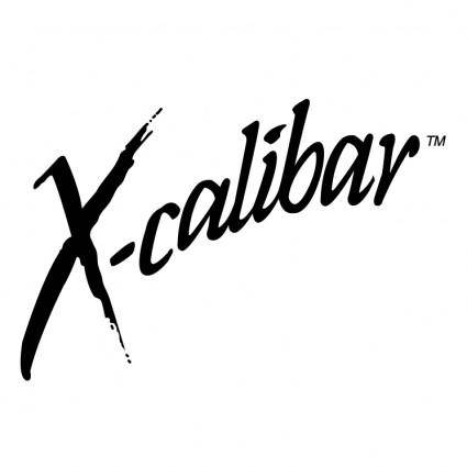 free vector X calibar