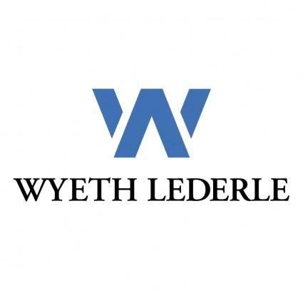 free vector Wyeth lederle